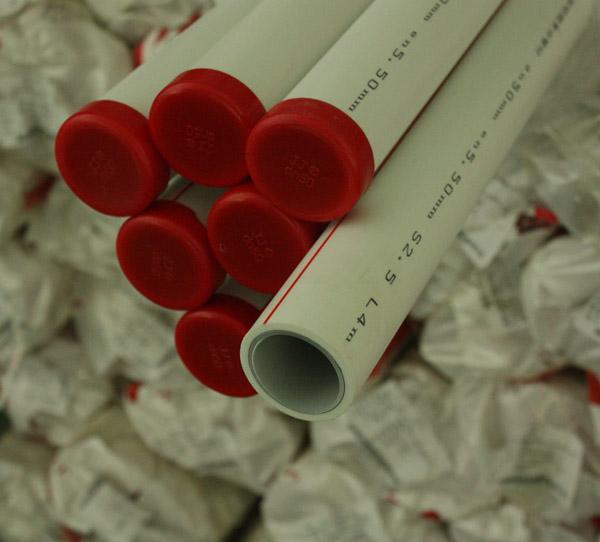外层熔接铝塑PPR管材管件