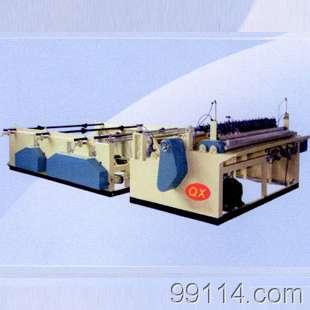 JFXP-E型小盘纸分切机-(高档型)