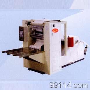 JFMJ-3Z-2L型二排三折擦手纸机