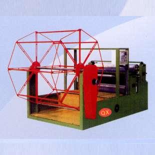 JFFJ-H型压花方巾纸机(普通型)