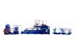热固性改性聚苯板生产线