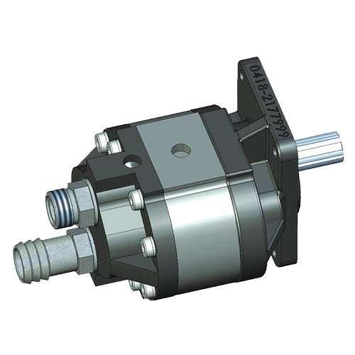 雷竞技齿轮泵17