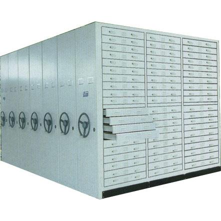 BX-001T型密集底图柜