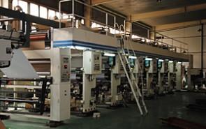 高速凹印机