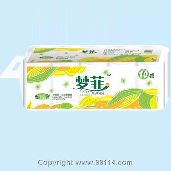 梦菲平纹无芯10卷MF-0939