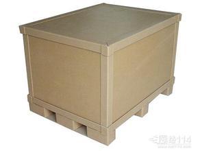重型纸箱(以纸代木)