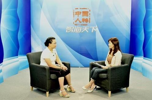 赛行阿胶做客中国网