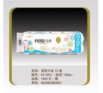 菲思平纹12卷   FS-2031