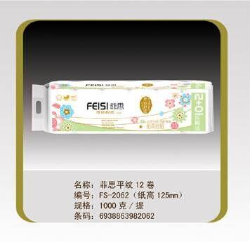 菲思平纹12卷   FS-2062