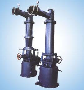 ZGC系列双锥体高浓除渣器