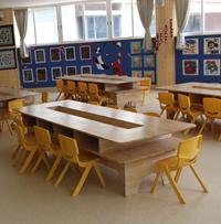 課桌椅組合系列