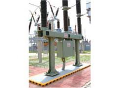 室外设备基础(变压器 开关)台警示线