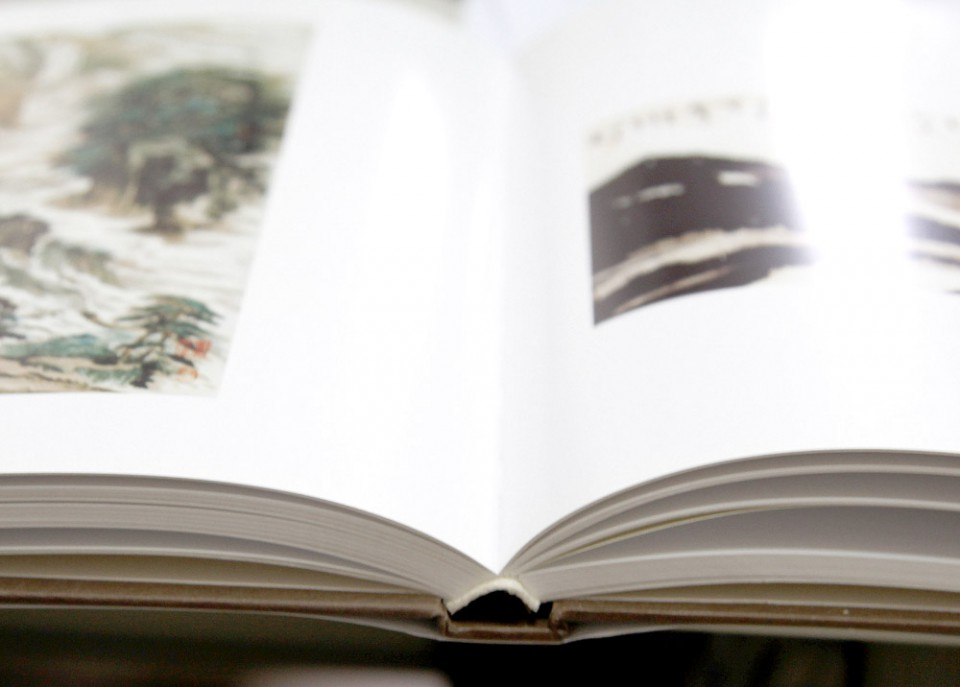 石家庄精装画册印刷装订