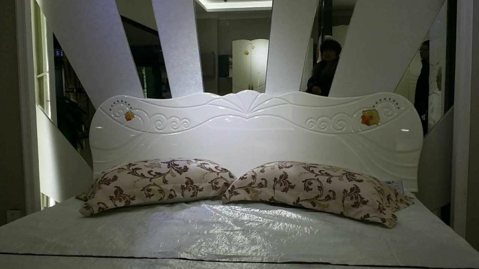 木工做床头的样式图片