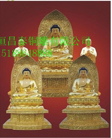 愿海寺五方佛