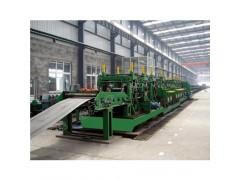 直接成方焊管設備