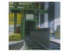 Q69系列钢板型材辊道通过式雷竞技newbee官方主赞助商清理室