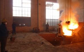 破碎机生产厂房