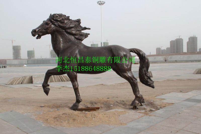 现代大师青铜雕塑动物图片