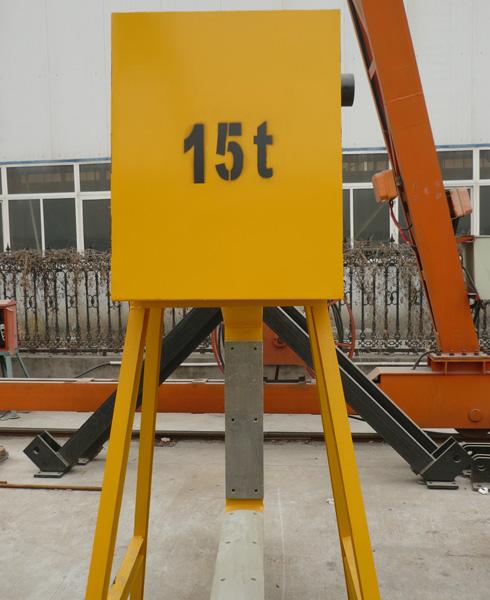 15T C型鉗