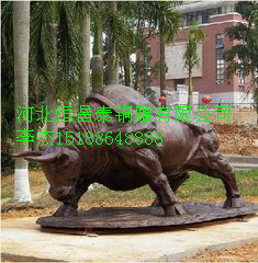 铜雕铜牛,铜牛雕塑,铜牛价格.