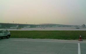 首都机场3号行站楼