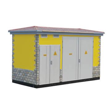 YBW-12预装箱式变电站
