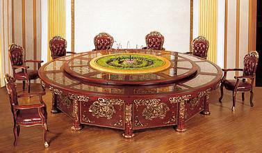 酒店专用包间餐桌椅
