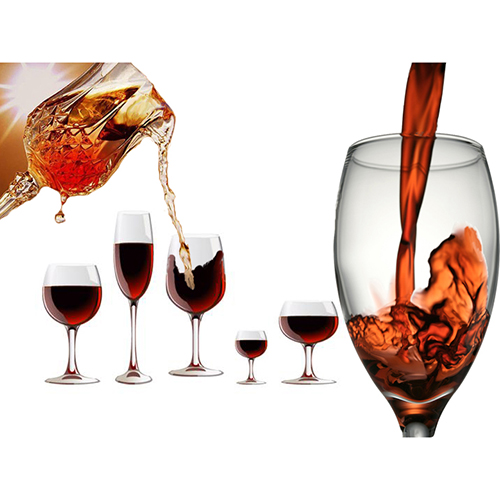 玻璃杯  红酒专用