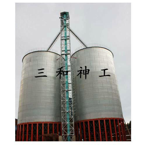 馬拉維1000噸鋼板倉