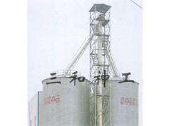 湖北洪森米業鋼板倉工程