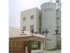 江蘇盛大飼料鋼板倉工程