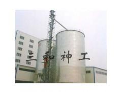 寧波梁橋米業集團,鋼板倉工程