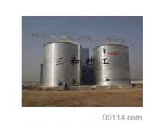 中稻牧業 鋼板倉