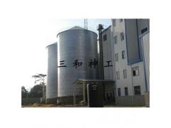 裝配式鋼板倉工程