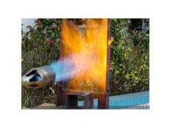 防火玻璃产品实验