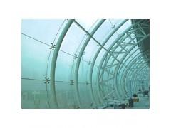 机场钢化热弯玻璃