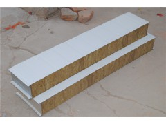 岩棉复合板墙板
