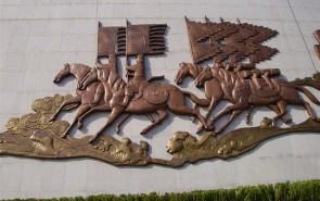 浮雕-广场铜雕