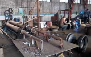 东明公司生产用部分设备