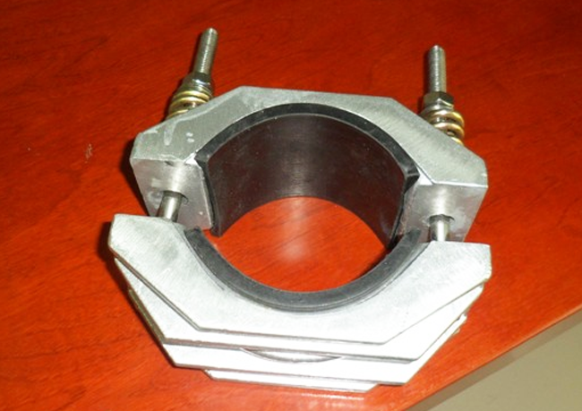 aluminum alloy clamp