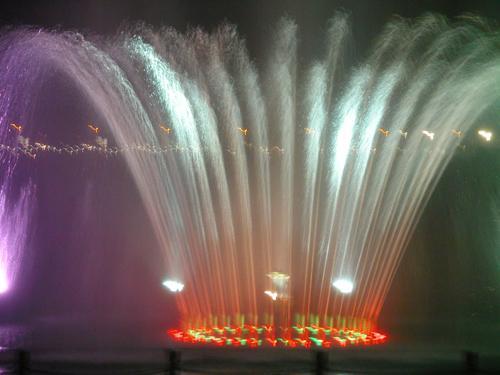 唐县音乐喷泉