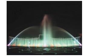 山东音乐喷泉制作厂家
