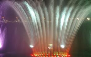 天津音乐喷泉制作厂家
