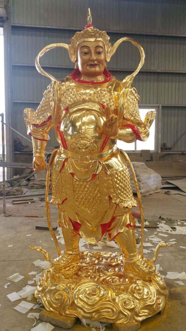 财神佛像供应价格  佛像雕塑铸造加工