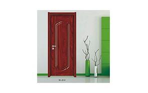 生态烤漆门