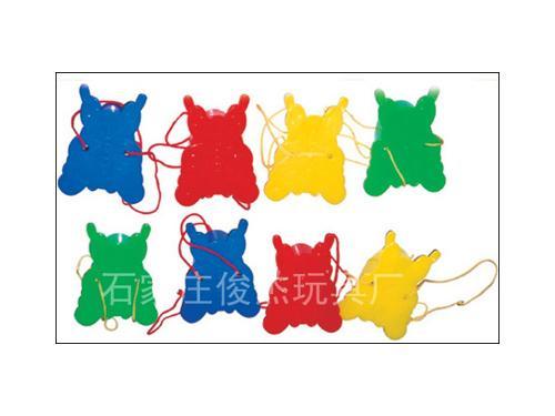 蝴蝶型塑料高跷jj9633