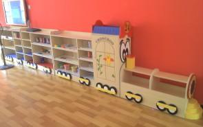 内丘玩具幼儿园玩具儿童衣柜