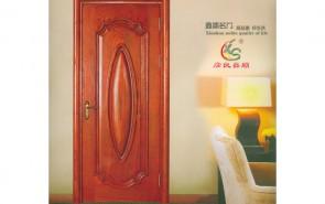 实木复合烤漆门