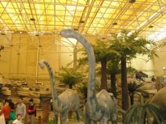 北京自然博物馆恐龙公园